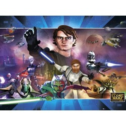 Star Wars: The Clone Wars...