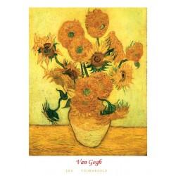 Van Gogh - Solsikker (Midi...