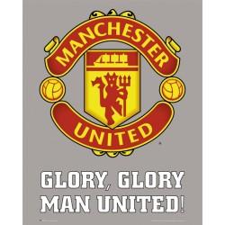 Glory, Glory Manchester...
