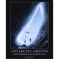 Antarktisk grotte (Midi...