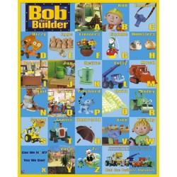 Byggemand Bob alfabetet...