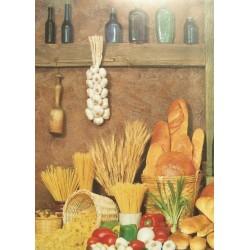Italiensk køkken (Midi plakat)