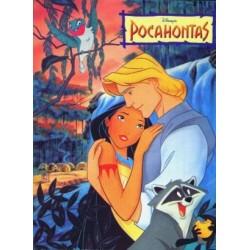 Pocahontas og John Smith