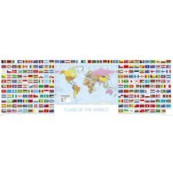 Alverdens flag og...