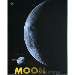 Månen set fra Galileo...