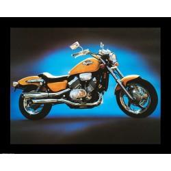 Honda Magna motorcykel...