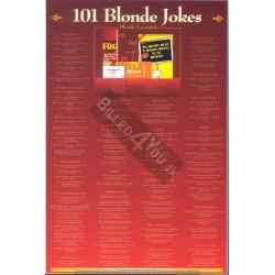 101 Blonde Jokes (101...