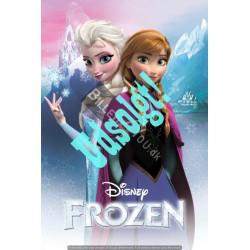 Frost / Frozen - Anna og Elsa