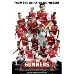 Arsenal F.C. - The Gunners...