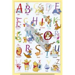 Peter Plys alfabetet, MAXI...