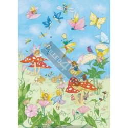 Fairytales - 183 x 254 cm...