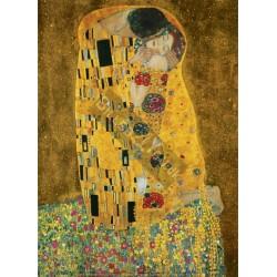 Gustav Klimt - Kysset - 183...